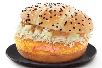 mcdonald's salmon burger