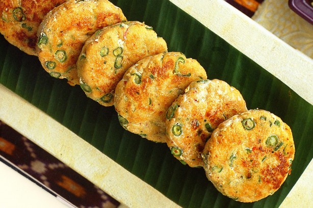 red curry fish patty recipe