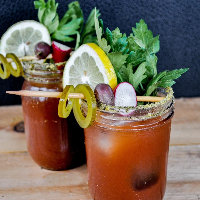 kelp bloody mary