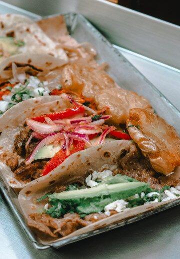 byron bay fish tacos