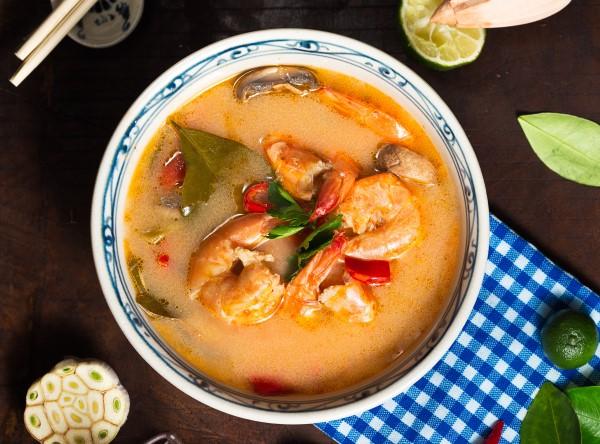 shrimp habanero curry