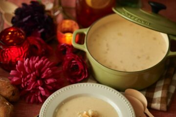 southwestern clam chowder recipe