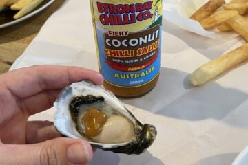 oysters byron bay hot sauce