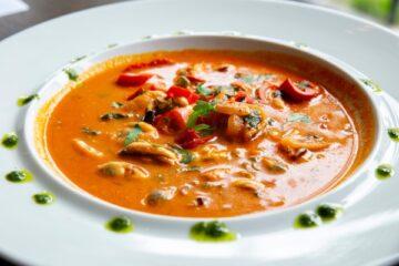 Fish and Eggplant Stew
