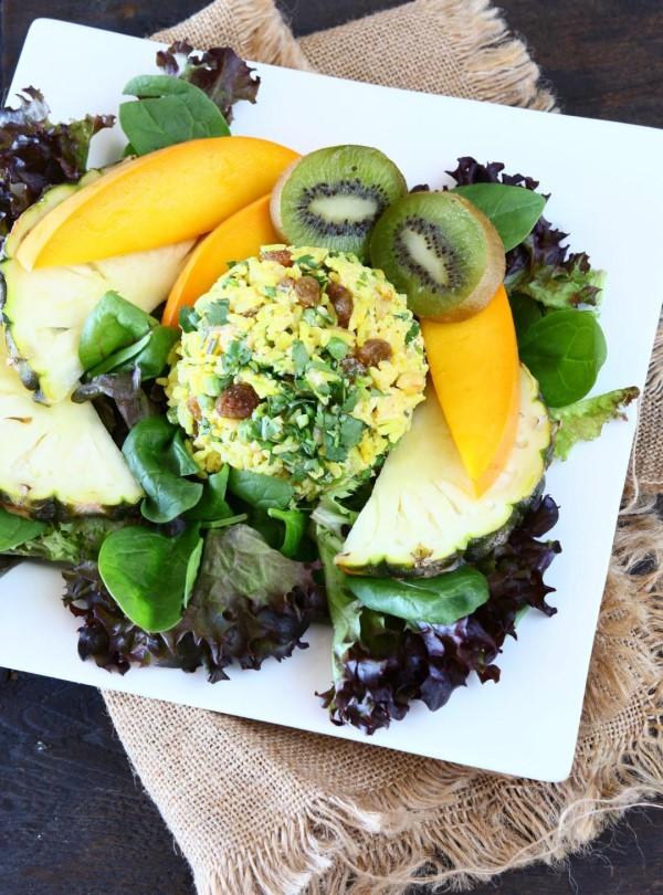 byron bay chilli co salad