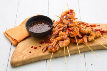 byron bay chilli co prawns