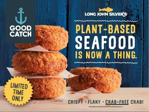 plant based seafood