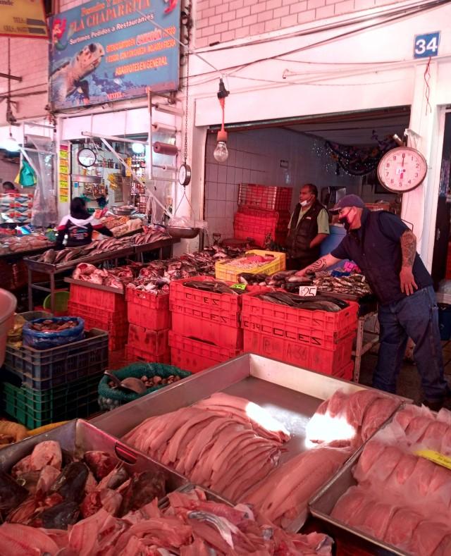 El Mercado de La Viga