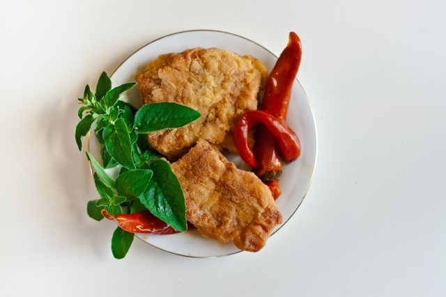 fried flying fish