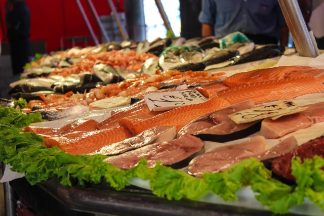 fish ceviche